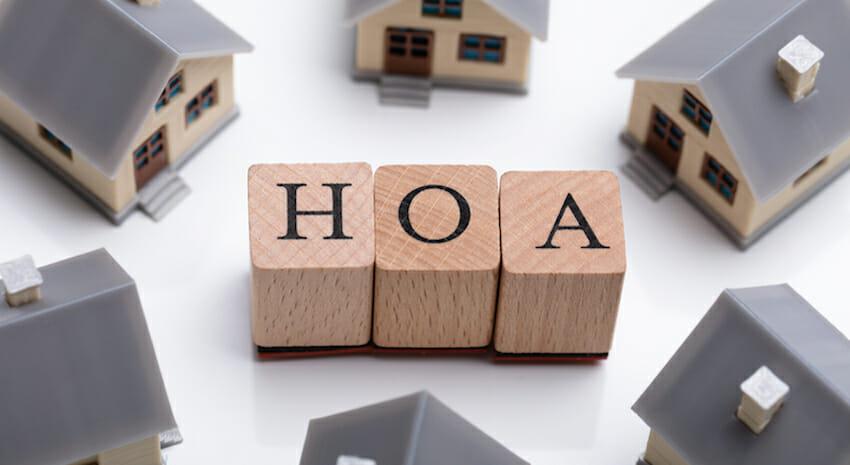 tips for handling HOAs